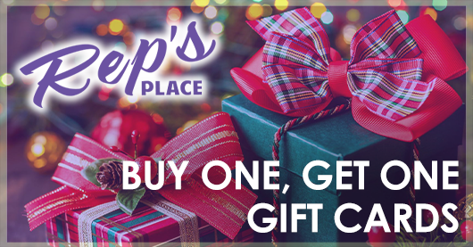 Rep's Place gift cards